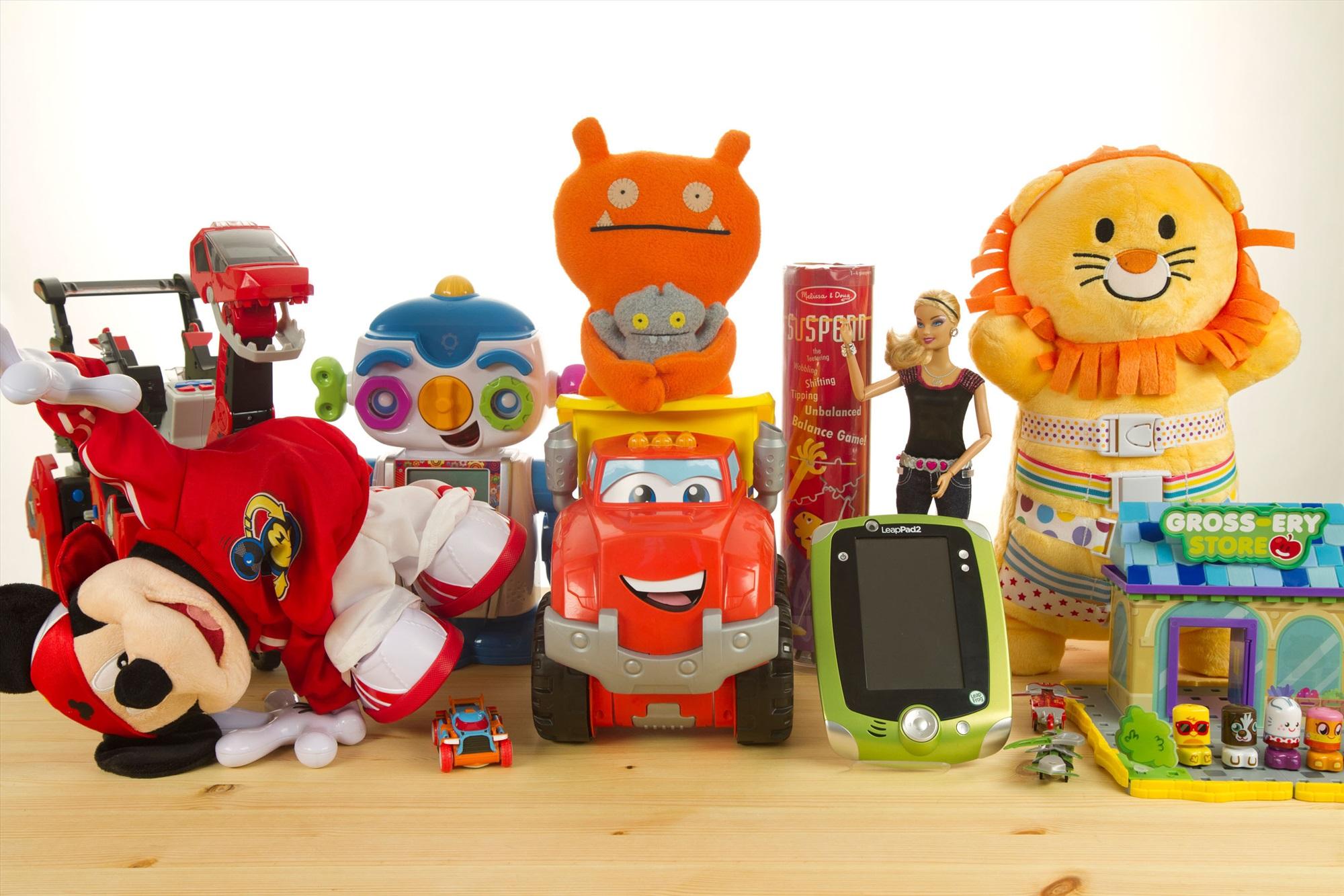 Вред интерактивных игрушек