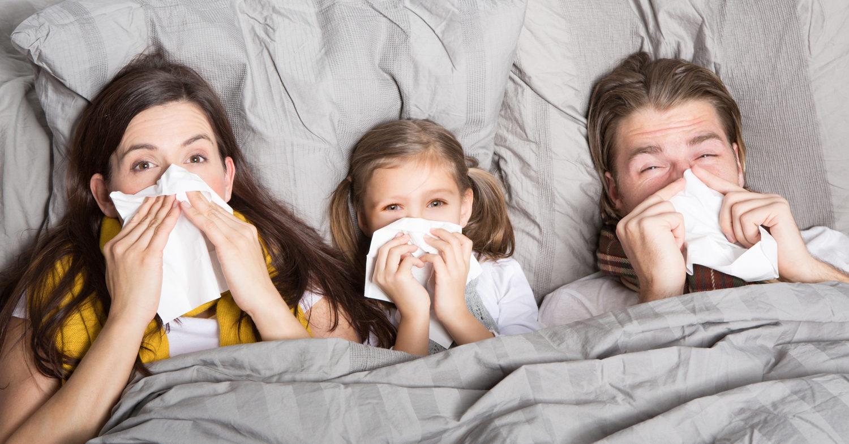 Укрепление иммунитета дома