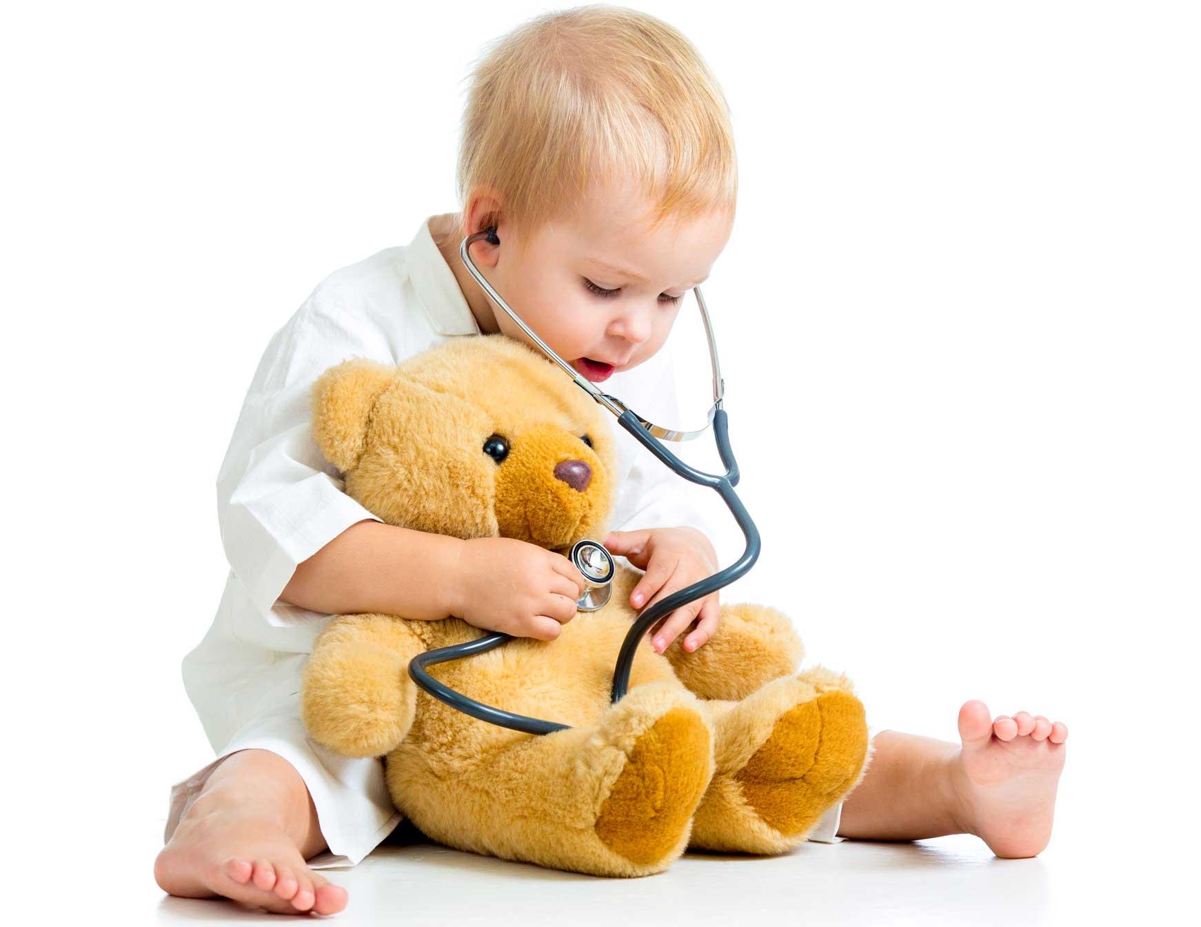 Малыш-доктор