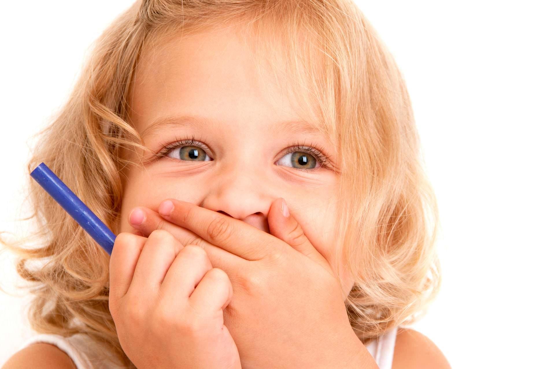Речь ребенка в детском саду